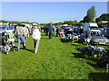 SU5695 : Burcot car boot sale by Steve Daniels