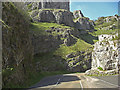ST4654 : Cheddar Gorge by michael ely