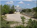 TL1996 : Concrete batching plant by Michael Trolove