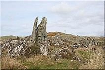 NR6880 : Rock Pinnacle by Anne Burgess