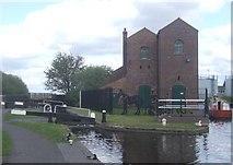 SO9988 : Titford Locks - Lock No 1 - Top Lock by John M