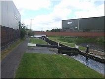 SO9988 : Titford Locks - Lock No 5 by John M