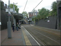 SO9596 : Bilston Central Station by Mike Faherty