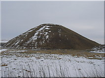 SU1068 : Silbury Hill, near Avebury by John Reeves