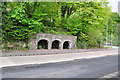 ST1282 : Arches at Taff's Well - Morganstown by Mick Lobb