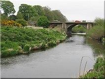 NT1474 : Boathouse Bridge by M J Richardson