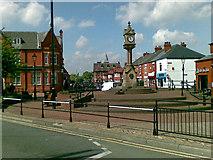SJ8993 : Houldsworth Square, Reddish by Geoff Royle