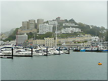 SX9163 : Torquay New Harbour 5 by Jonathan Billinger
