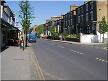 TQ3187 : Stroud Green Road by Shaun Ferguson