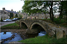 SD9339 : Packhorse Bridge, Wycoller by Mark Anderson