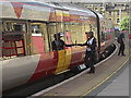 SE1437 : Shipley railway station by michael ely