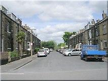 SE1735 : Peterborough Terrace - Wellington Road by Betty Longbottom