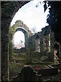 O0663 : Interior of medieval church, Ardcath by Kieran Campbell