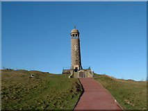 SK3455 : Crich Memorial Tower by JThomas