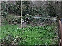S4214 : Old Bridge by kevin higgins