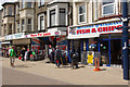 TG5307 : Regent Road, Great Yarmouth by Stephen McKay