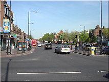 TQ3287 : A503, Seven Sisters Road by Oxyman