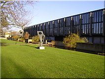 SP5206 : St Catherine's College, Oxford by Kenneth Yarham