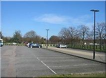 TL4259 : Veterinary school car park by Sandy B