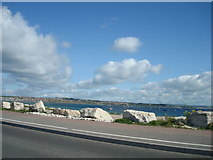SY6774 : Portland Harbour by Stacey Harris