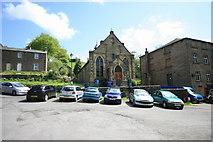 SD5345 : Calder Vale Methodist Chapel by Bob Jenkins