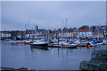 NO5603 : Anstruther Seafront by Chris Richardson