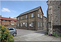 TQ3283 : Nursery School, Alford Place, London N1 by John Salmon