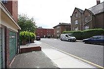 TQ3283 : Bletchley Road, Hoxton, London N1 by John Salmon