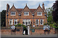 TQ4454 : Quebec House, Quebec Square, Westerham, Kent by Oast House Archive