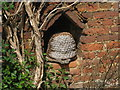 TQ4454 : Bee Bole on Cottage behind Quebec House by Oast House Archive