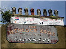 TQ3283 : The Wenlock Arms, Hoxton by Stephen McKay