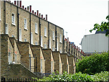 TQ3283 : Shepherdess Walk, Hoxton by Stephen McKay