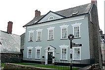 SO2118 : House in Crickhowell by Graham Horn