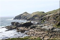HU4840 : Knabb Headland by Andrew Wood