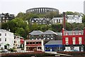 NM8530 : Distillery from the pier by Andrew Wood