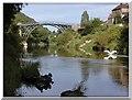 SJ6703 : The Iron Bridge by Ian Slater