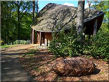 NN9357 : The Douglas Pavilion by Dr Richard Murray