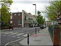 TQ3385 : Matthias Road, Stoke Newington by Stephen McKay