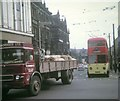 SE1416 : Huddersfield Trolleybus in town centre by David Hillas