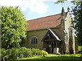 SD5273 : St Mary's Church Borwick by Alexander P Kapp