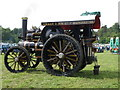 SK8232 : Kitchener, one of the most famous traction engines in Britain by Michael Trolove