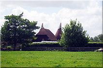 TQ6250 : Oast House, Carpenters Lane, Hadlow, Kent by Oast House Archive