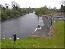 H0609 : Shannon-Erne Waterway below Castlefore Lock by Oliver Dixon