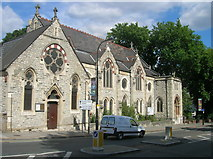 TQ2784 : Hampstead Seventh Day Adventist Church, Haverstock Hill NW3 by Robin Sones