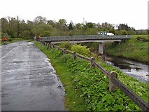 H1012 : Ballinamore Golf Club bridge by Oliver Dixon