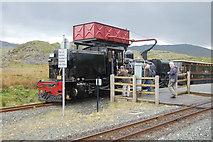 SH5752 : Rhyd Ddu station by John Firth