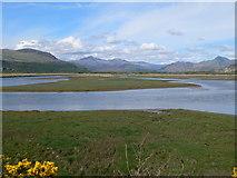 SH5838 : Traeth Mawr by Eirian Evans