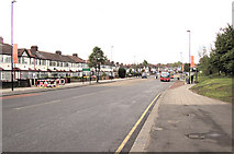 TQ1883 : Hanger Lane, Ealing, W5 by Andrew Hackney