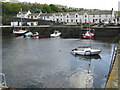 NS2516 : Dunure Harbour by G Laird