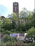 TQ3276 : William Booth College from Windsor Walk SE5 by Robin Sones